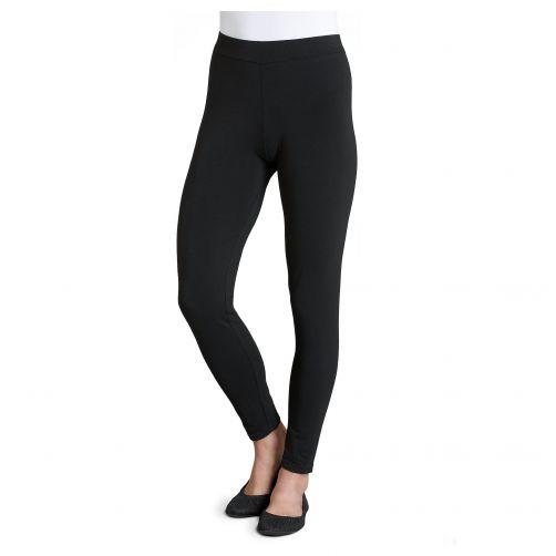 Coolibar---UV-Leggings-voor-dames---Monterey---Zwart
