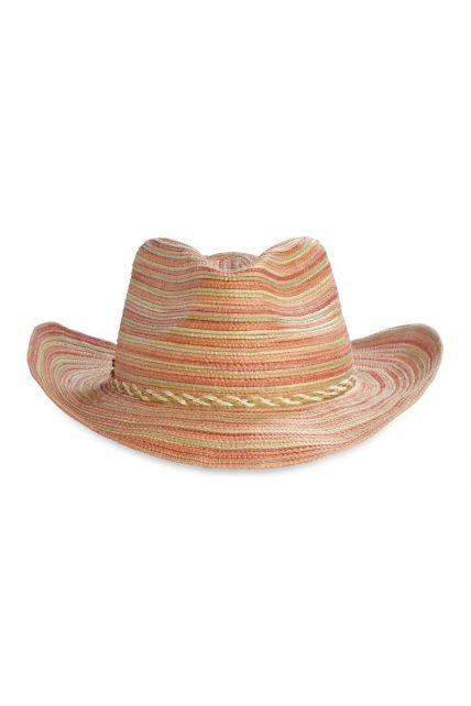 Coolibar---UV-Cowboy-hoed-voor-kinderen---Oranje