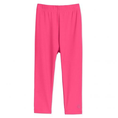 Coolibar---UV-zwemlegging-voor-baby's---Aloha-roze