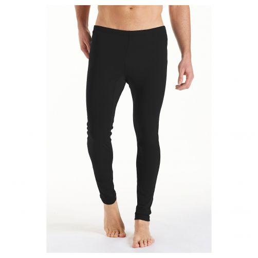 Coolibar---UV-stretch-zwembroek-voor-heren---zwart