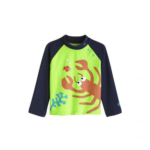 Coolibar---UV-zwemshirt-voor-baby's---Living-la-vida-Lobster