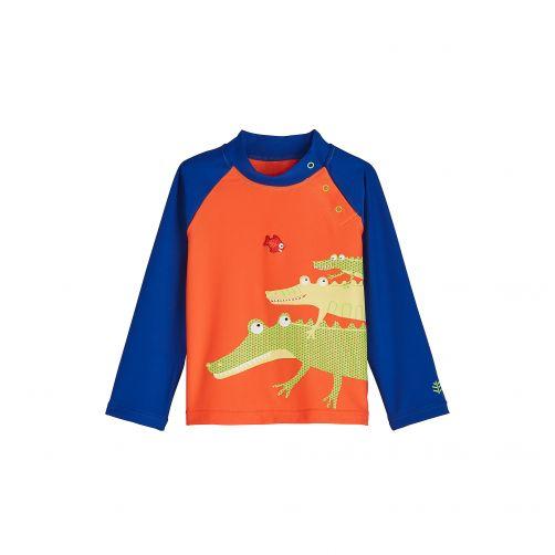 Coolibar---UV-zwemshirt-voor-baby's---Gracious-Gators