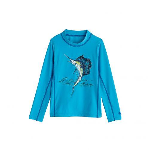 Coolibar---UV-zwemshirt-voor-kinderen---Scuba-Sailfish