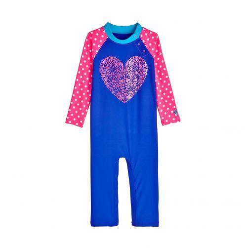 Coolibar---UV-zwempakje-voor-baby's---Floral-Heart