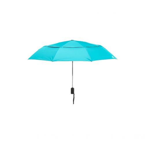Coolibar---UV-paraplu-106-cm---Cooliblue-blauw