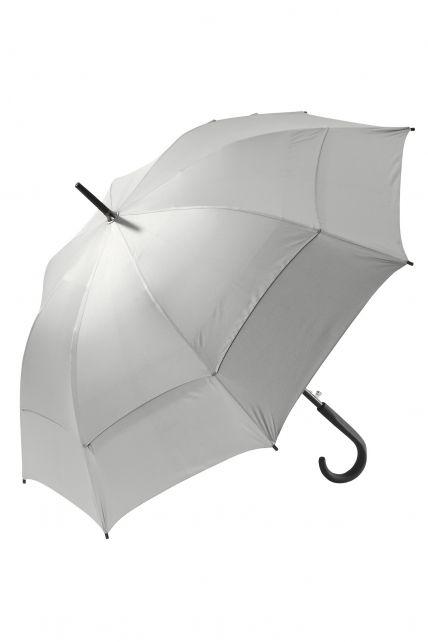 Coolibar---UV-fashion-paraplu---Zilver