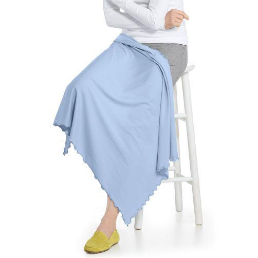 Coolibar---UV-deken-voor-dames,-heren,-kinderen,-baby's---blauw