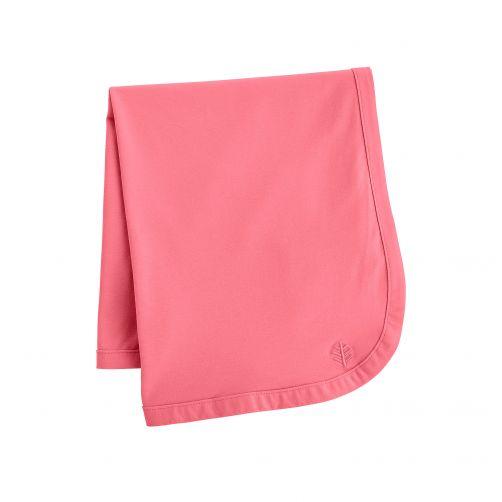 Coolibar---UV-deken-voor-baby's---roze-