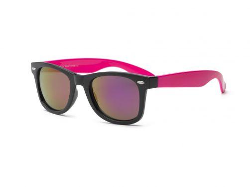 Real-Shades---UV-zonnebril-voor-volwassenen---Swag---Zwart-/-roze
