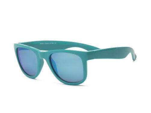 Real-Shades---UV-zonnebril---Unisex---Waverunner---Blauw-/-wit