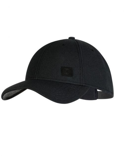 Buff---Baseball-Cap-Solid-voor-volwassenen---Zwart