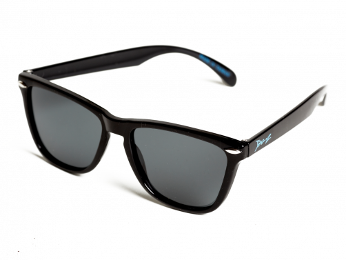 Banz---UV-beschermende-zonnebril-voor-kinderen---Flyer---Zwart