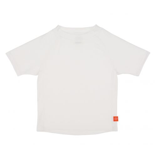 Lässig---UV-werend-zwemshirt-voor-kinderen---Wit