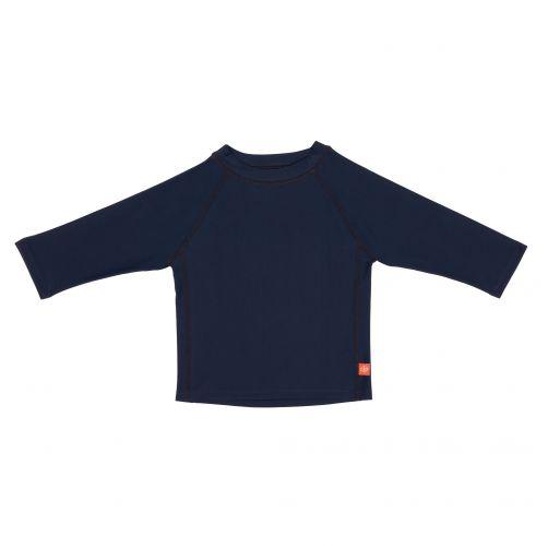 Lässig---UV-werend-zwemshirt-voor-kinderen---Donkerblauw
