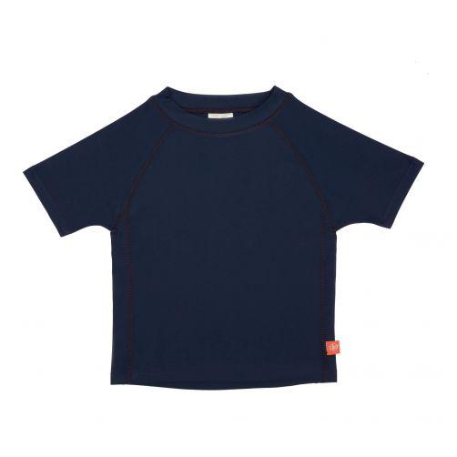 Lässig---UV-zwemshirt-korte-mouwen-kinderen---navy