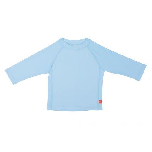 Lässig---UV-werend-zwemshirt-voor-kinderen---Lichtblauw