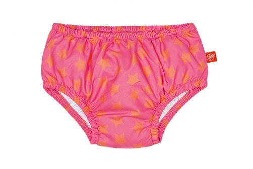 Lässig---Zwemluier-voor-baby's-Star---Roze/Oranje