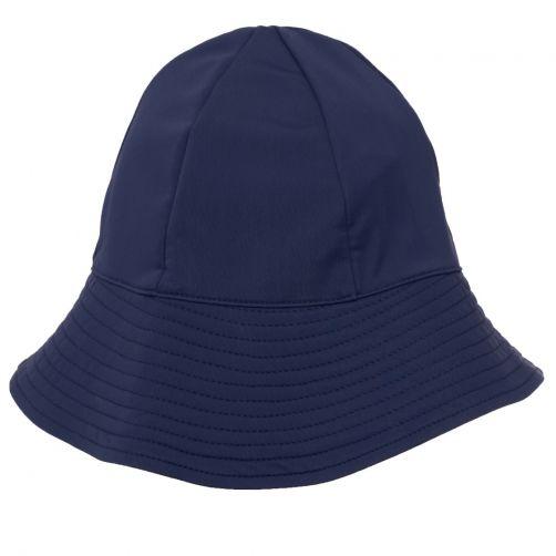 Petit-Crabe---UV-werende-zonnehoed-voor-kinderen---Donkerblauw