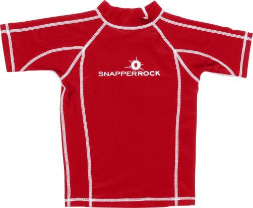 Snapper-Rock---UV-zwemshirt-voor-kinderen---Rood