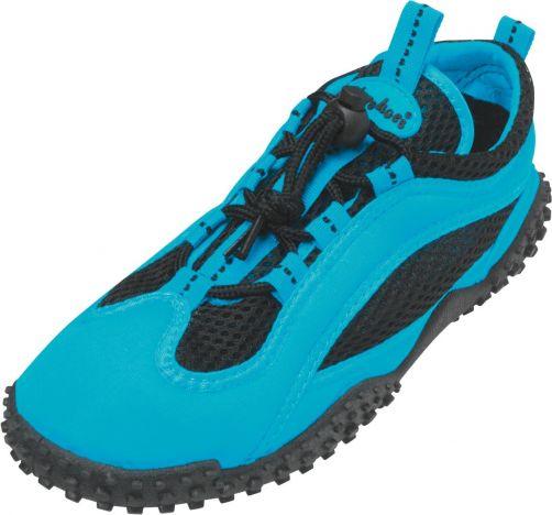 Playshoes---UV-Waterschoenen---Blauw-neon