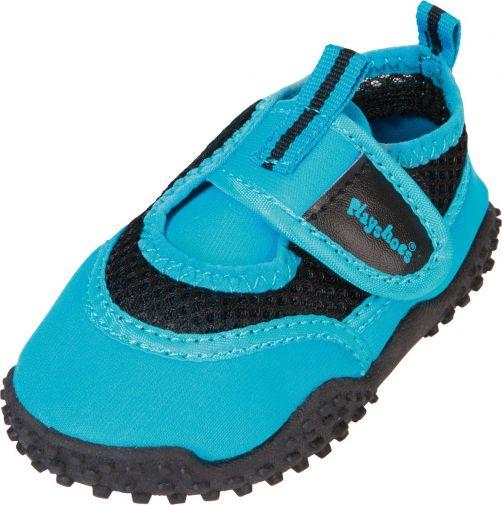 Playshoes---UV-Waterschoenen-voor-kinderen---Blauw-neon