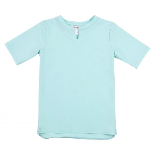 Petit-Crabe---UV-werend-shirt-korte-mouw---Ster---Mint