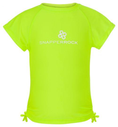Snapper-Rock---UV-zwemshirt-voor-meisjes---Citroen
