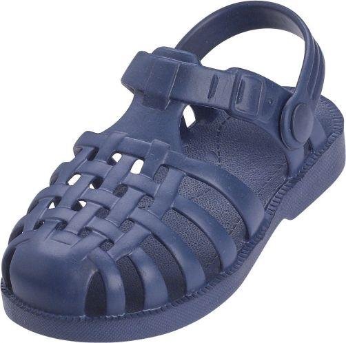 Playshoes---Waterschoenen-voor-kinderen---Strandsandalen---Blauw