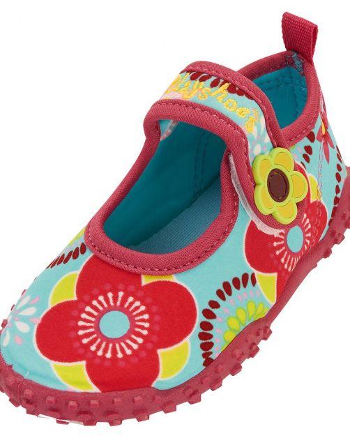 Playshoes---UV-strandschoentjes-voor-kinderen---Flower