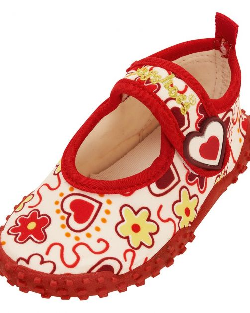Playshoes---UV-strandschoentjes-voor-kinderen---Hearts