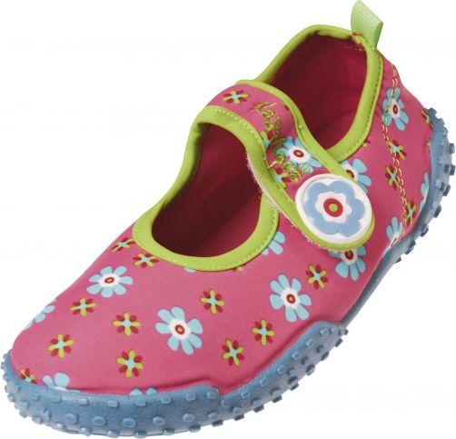 Playshoes---UV-strandschoentjes-voor-kinderen---Bloem