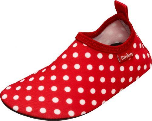 Playshoes---UV-waterschoenen-voor-kinderen---Stippen---Rood