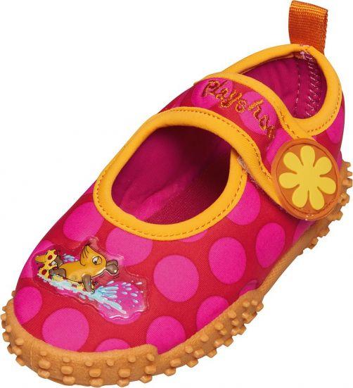 Playshoes---UV-Waterschoenen-voor-kinderen---Roze-Muis