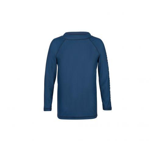 Snapper-Rock---UV-zwemshirt-voor-kinderen---Denim-blauw