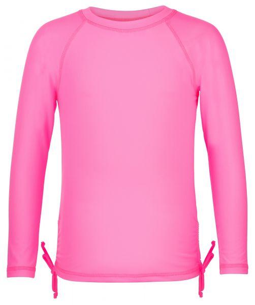 Snapper-Rock---UV-zwemshirt-voor-meisjes---Neon-Roze