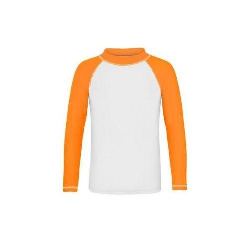 Snapper-Rock---UV-zwemshirt-voor-kinderen---Neon/oranje