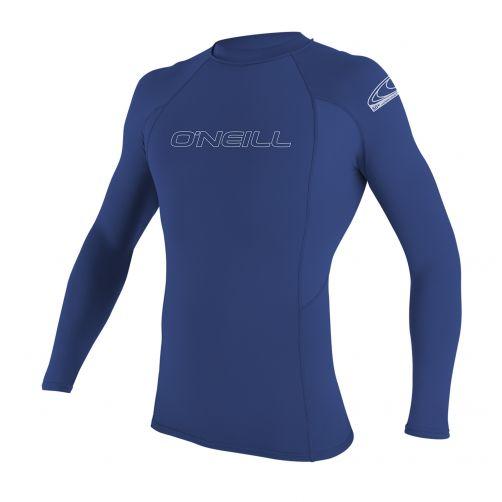 O'Neill---UV-shirt-voor-heren-met-lange-mouwen---blauw-(pacific)