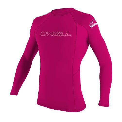 O'Neill---UV-shirt-voor-jongens-en-meisjes-performance-fit---roze