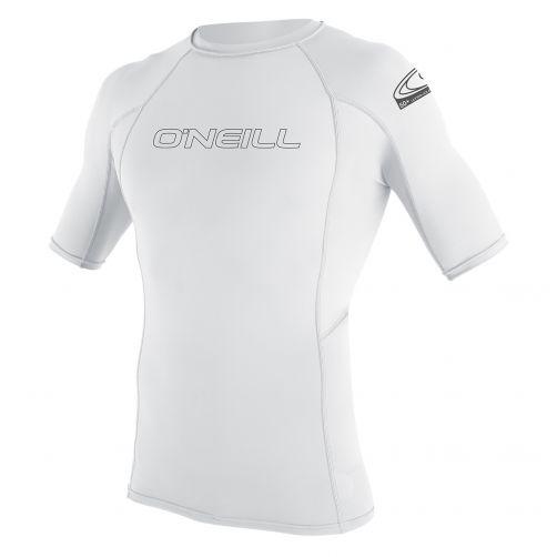 O'Neill---UV-werend-T-shirt-jongens-&-meisjes-performance-fit---wit