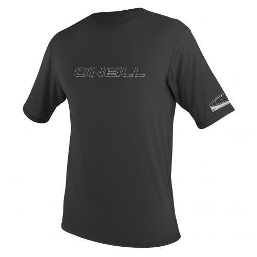 O'Neill---UV-shirt-voor-heren-met-korte-mouwen---zwart-