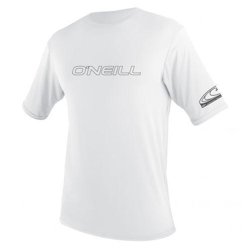O'Neill---UV-shirt-voor-heren-met-korte-mouwen---wit-