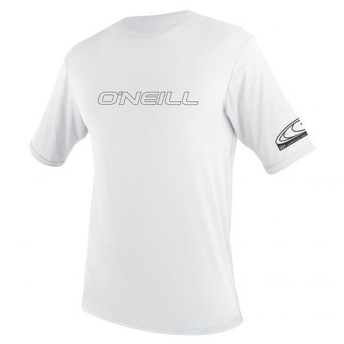 O'Neill---UV-werend-T-shirt-voor-jongens-en-meisjes-slim-fit---wit