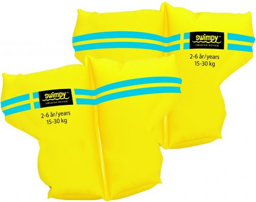 Swimpy---geel---zwembandjes