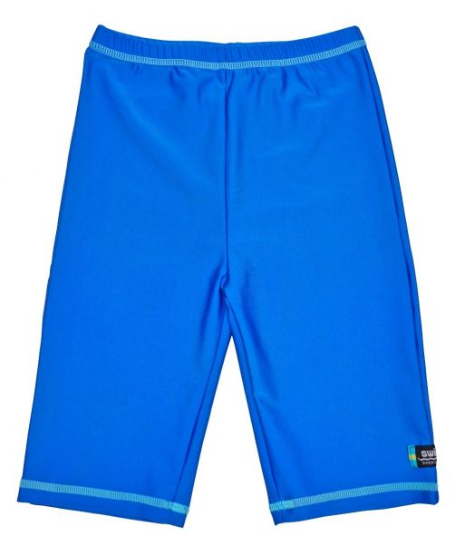 Swimpy---UV-zwembroek---Fish-Blauw