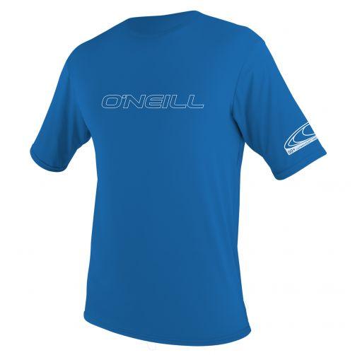 O'Neill---UV-werend-T-shirt-voor-jongens-en-meisjes-slim-fit---blauw