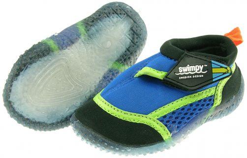 Swimpy---UV-waterschoenen-in-blauw