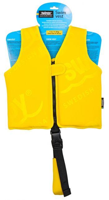 Swimpy---Zwemvest-voor-peuters-1---3-jaar---Geel