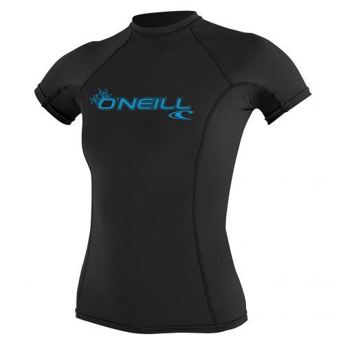 O'Neill---UV-werend-T-shirt-voor-dames-performance-fit---zwart