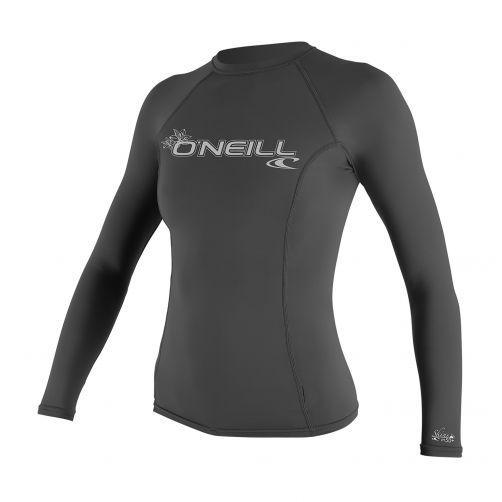 O'Neill---UV-werend-shirt-voor-dames-performance-fit---graphite