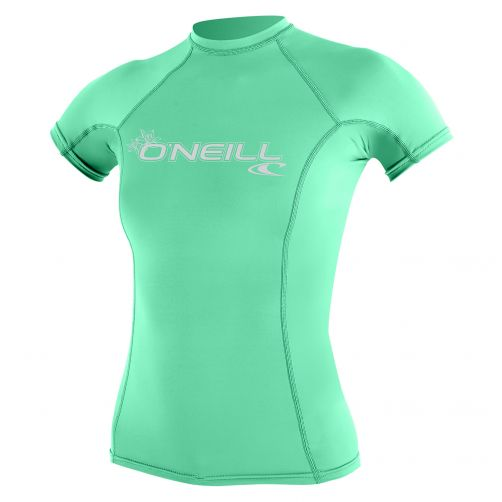 O'Neill---UV-werend-T-shirt-voor-dames-performance-fit---seaglass